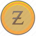 coin, money, z, zorro icon
