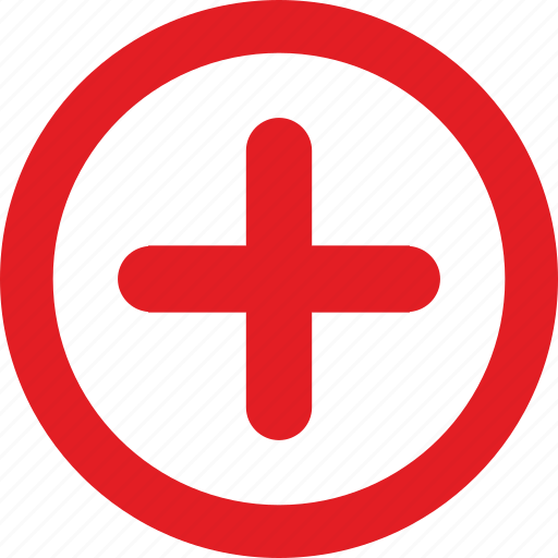 add, help, med, medicine, plus, round icon