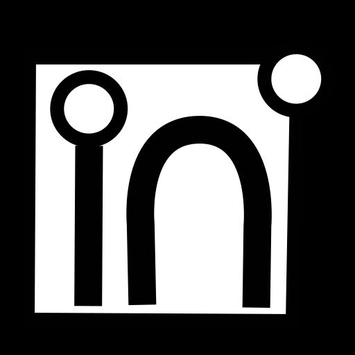communication, job, linkedin, nework, platform, social, work icon