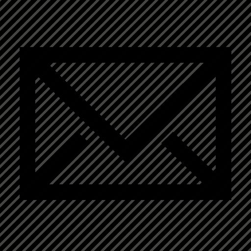 interface, mail, popular, ui, user, web icon