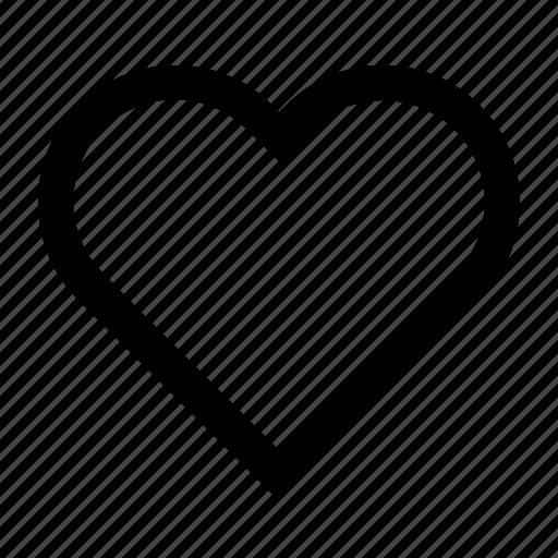 heart, interface, love, popular, ui, user, web icon