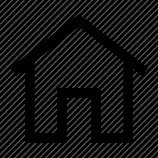 home, interface, popular, ui, user, web icon