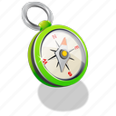 compass, directions, maps icon