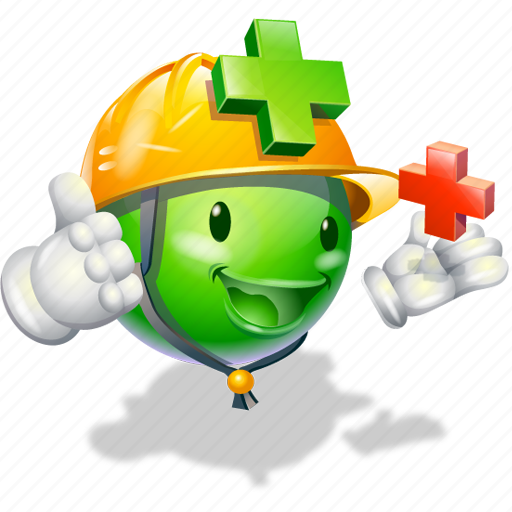 healthcare, help icon