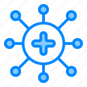 happy, kindness, positive, share icon