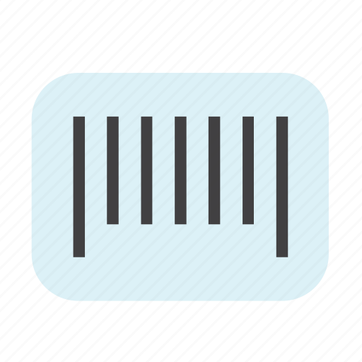 bar code, barcode, mail, office, post, service icon
