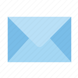 envelope, letter, mail, office, post, service icon