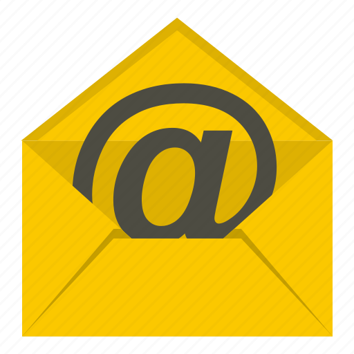 email, envelope, letter, mail, mark, message, open icon