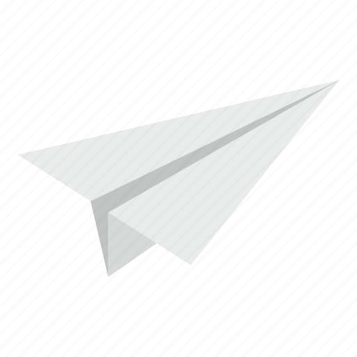 aircraft, airplane, concept, fly, paper, plane, wing icon