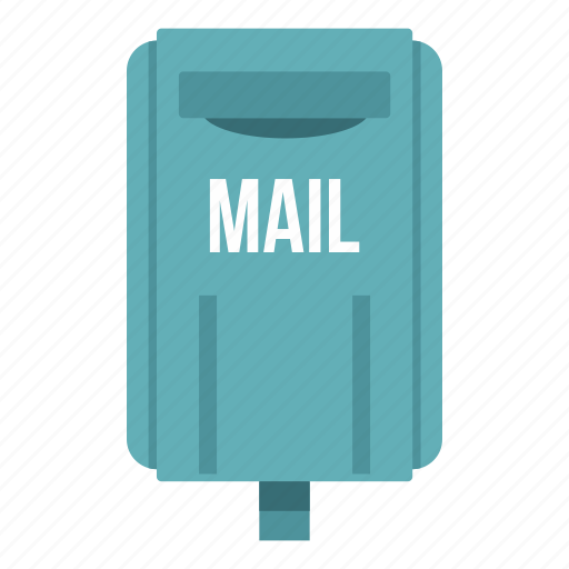 box, container, envelope, mailbox, message, send, square icon