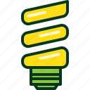 energy, power, electric, fluorescent, lightbube, electricity, light