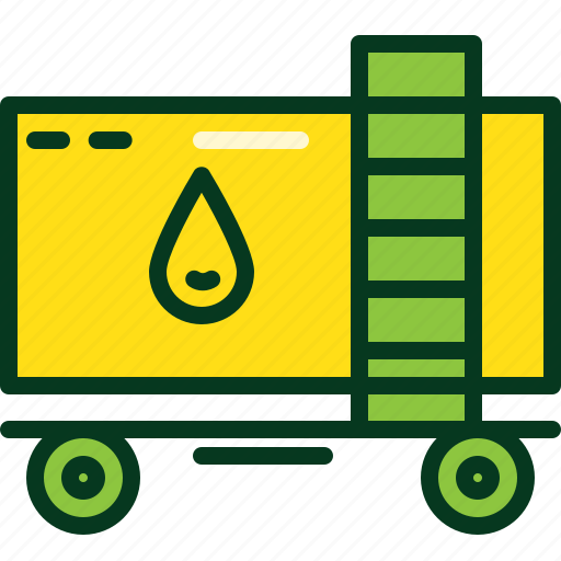 energy, fuel, oil, power, tanker, transportation, vehicle icon