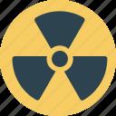 radiation, radioactive, nuclear, danger, toxic