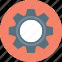 cog, gearwheel, option, repair, setting icon