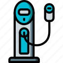 car, charger, eco, economic, energy, power icon