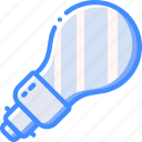 bulb, eco, economic, energy, light, power icon