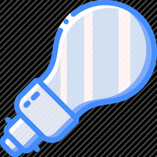 bulb, eco, economic, energy, light, power icon