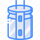 capacitor, eco, economic, energy, power icon