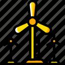 eco, energy, economic, power, wind icon