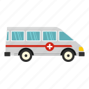 aid, ambulance, car, health, hospital, medical, medicine icon