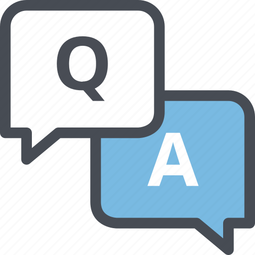answers, ask, chat, conversation, icon, question, talk icon
