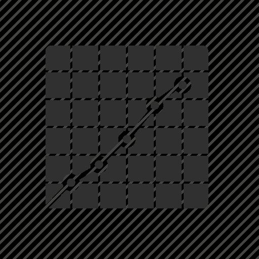 bar chart, bar graph, growth, statistics icon