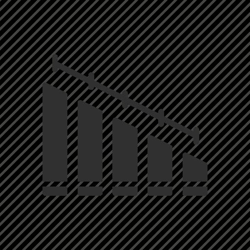 bar chart, bar graph, chart, graph icon