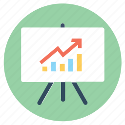 business result, graph, growth, motivation, productivity, sales chart, sucess icon
