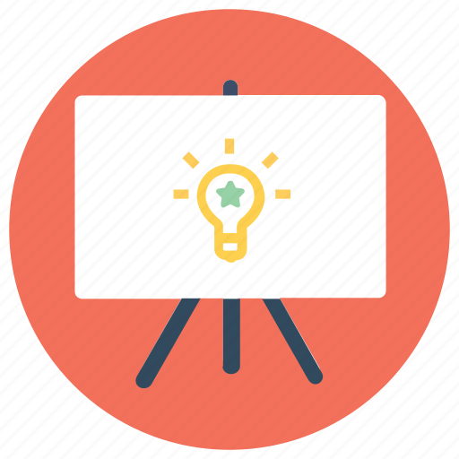 brainstorm, concept, creative idea, idea, innovation, presentation, startup icon