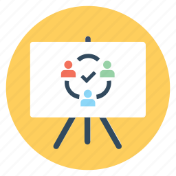business group, business team, group, managment, people, presentation, team icon