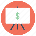 bank loan, business, finance, money, presentation, pricing, rich class icon