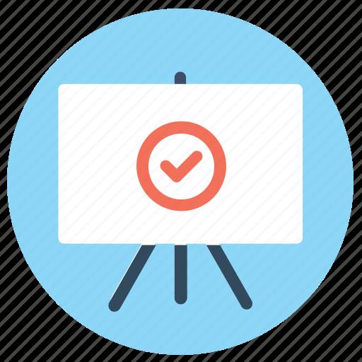 board, business, business presentation, complete, keynote, presentation icon