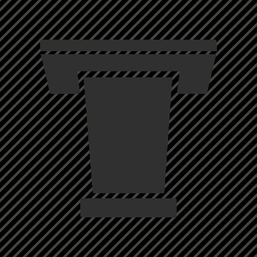 conference, platform, pulpit, speech icon