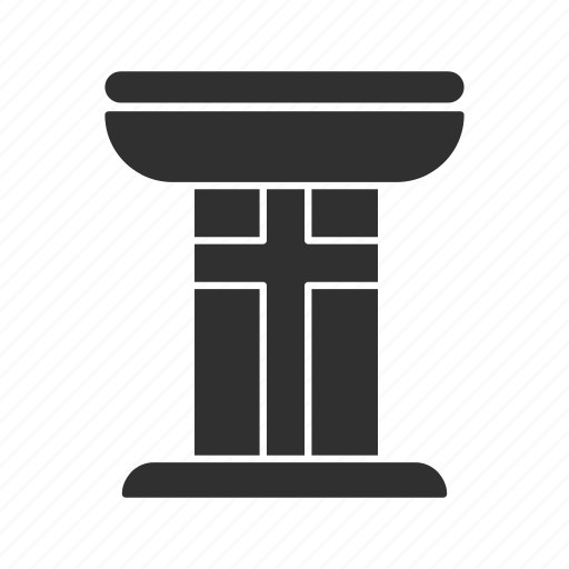church, conference, pulpit, speech icon