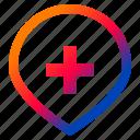 add, interface, location, maps, navigation icon