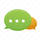 bubble, chat, comment, comments, communication, message, messages icon