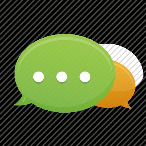 bubble, chat, comment, comments, communication, message, messages icon