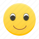 avatar, emoticons, emotion, face, smile, smiley icon