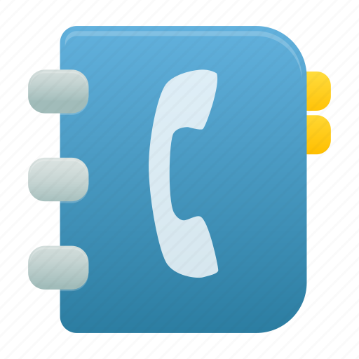 Addressbook, phonebook, address, contact, contacts icon - Download on Iconfinder