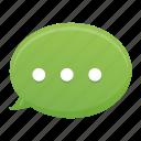 bubble, comment, communication, message, text, chat, talk