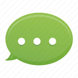 bubble, chat, comment, communication, message, talk, text icon