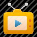 tv, tv play, media, multimedia, play, video