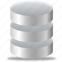 basic, data, database icon