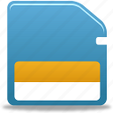 memorycard, save icon