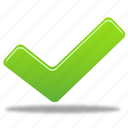 access, check, success icon
