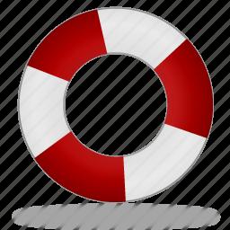 buoy, help icon