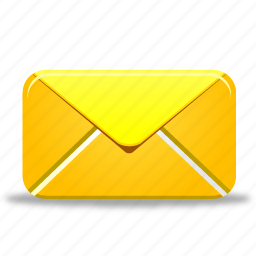 email, mail, message, new icon