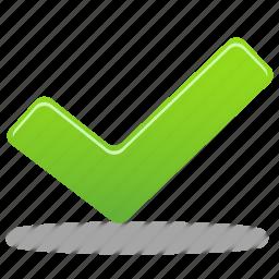 access, check, success icon