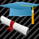 history, qualification icon