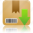 download, package, product icon